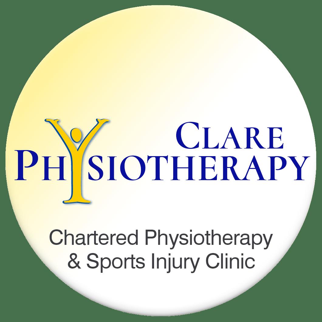 Clare physio logo - credits