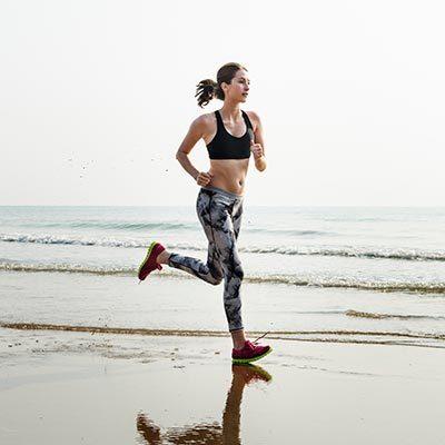 Beach-exercise